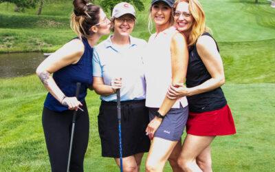 RecordHigh Funds Raised atThe Jefferson's Foundation 2021 Peace, Love & Hot Swings Golf Tournament